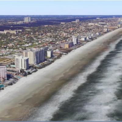 «Татусь шукає солодку дитинку» - у Флориді пенсіонеру заборонили ходити на пляж через залицяння до дівчат
