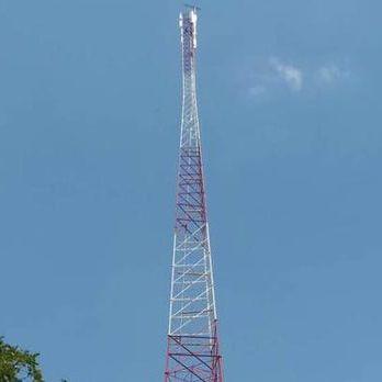 На Луганщині завершили монтаж вежі, яка транслюватиме українське телебачення