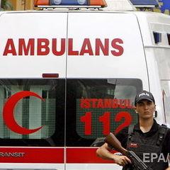 Унаслідок аварії рейсового автобуса в Туреччині загинуло п'ятеро осіб, 36 – постраждали