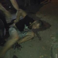 В Одесі четверо пасажирів накинулись на таксиста і ледь не задушили його (фото, відео)