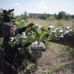 Доба в АТО: бойовики ведуть обстріли з важкого озброєння, двоє українських військових поранені