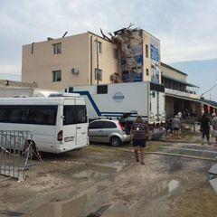 На Херсонщині вітер перевернув вантажівку, яка роздавила на смерть чоловіка