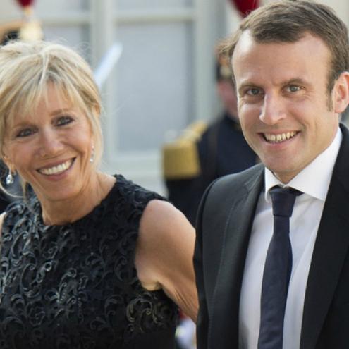 У Франції підписали петицію проти дружини Макрона