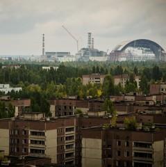 У Чорнобилі британці знімають документальний фільм про дику природу
