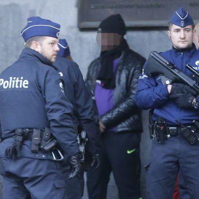 У Бельгії поліцейські вистрілили в автомобіль, який перевозив вибухові пристрої