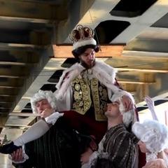 """Бумбокс презентував відеокліп на пісню """"Голий Король"""" (відео)"""