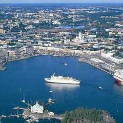 Вранці в небі над Гельсінкі спостерігалося незвичайне явище (фото)