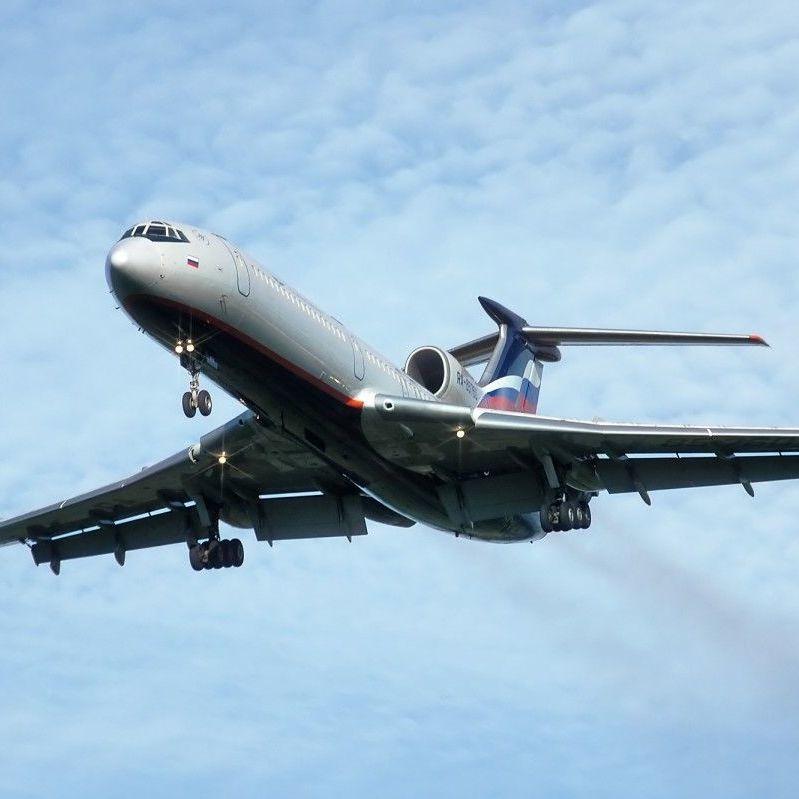 Російський військовий літак пролетів над Білим домом
