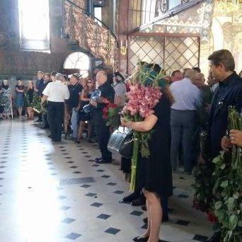 У Києві прощаються з Іриною Бережною