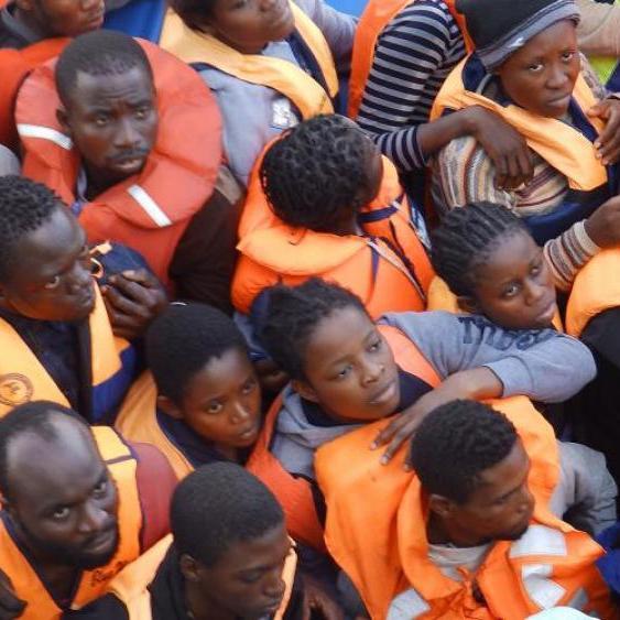 Нелегальний перевізник потопив близько 50 підлітків біля берегів Ємену