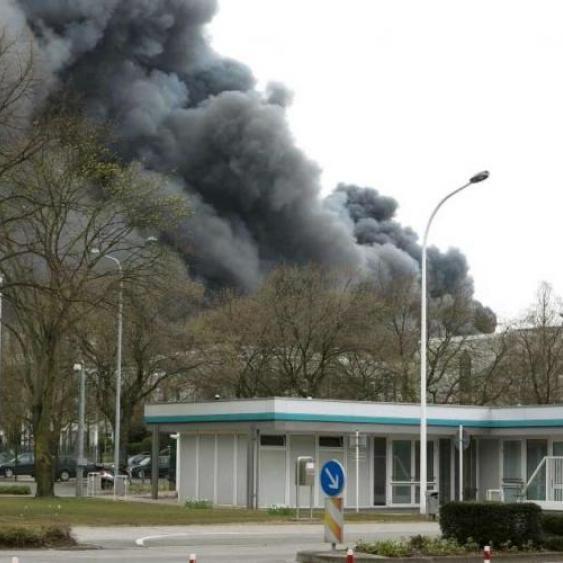 У Німеччині вибухнув ацетиленовий завод: щонайменше 5 постраждалих