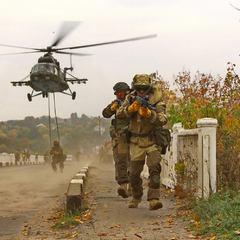 Військовим у зоні АТО підвищать зарплати