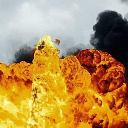 «Вогняне пекло» в Росії відправило українців в реанімацію (відео)
