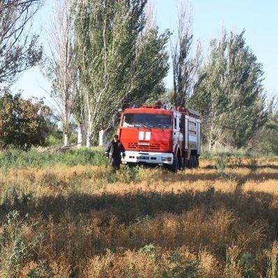 На Одещині згоріло 8 дачних будинків