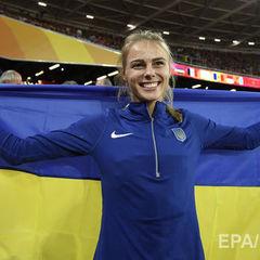 Українка Левченко завоювала срібну медаль на чемпіонаті світу з легкої атлетики