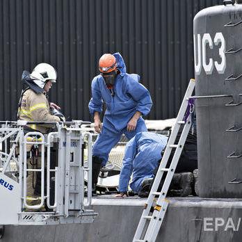 У Данії конструктора і власника найбільшого у світі приватного підводного човна підозрюють у вбивстві журналістки