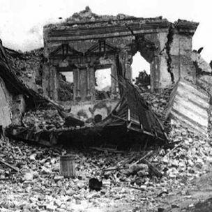 80 років тому  радянська влада потужним вибухом зруйнувала собор Михайлівського Золотоверхого монастиря