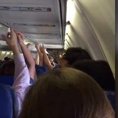 Стюарди влаштували змагання з туалетним папером під час авіарейсу (відео)