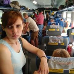 «Укрзалізниця» шукає пасажирів, які їхали в одеському «Інтерсіті» стоячи