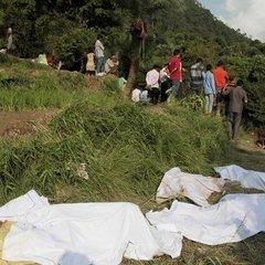В Сьєрра-Леоне через зсув загинуло близько 310 чоловік