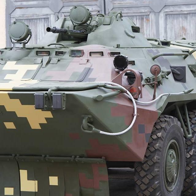 У Генштабі повідомили, що військова техніка, яка буде представлена на параді до Дня Незалежності відправиться в зону АТО (фото)
