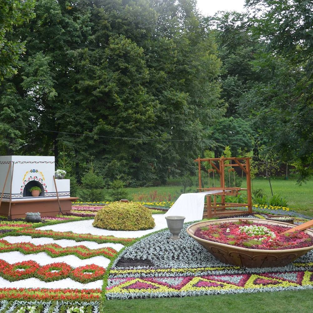 """У п'ятницю в столиці відкриється квітковий фестиваль «""""Українське. Своє.Особливе. V.S."""" (фото)"""