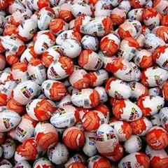 У Німеччині викрали 20 тонн Нутелли та кіндер-сюрпризів