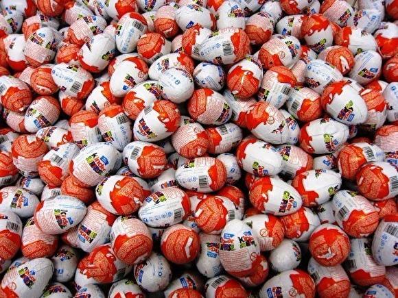У Німеччині невідомі викрали фуру з20 тоннами Nutella і «кіндер-сюрпризів»