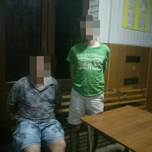 У Харкові п'яні пасажири авто побили патрульних
