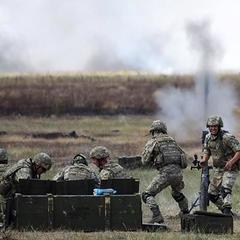 З початку доби двоє українських військових отримали поранення, - штаб АТО