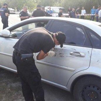 Поліція не буде займатися справою щодо стрілянини за участю Мельничука