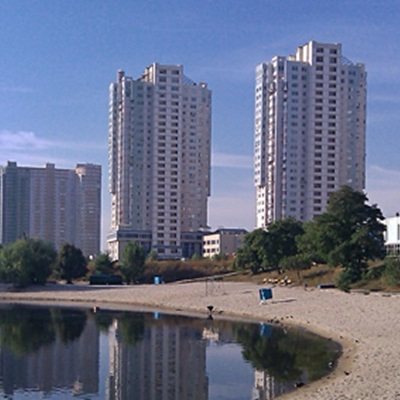 На 5 пляжах Києва купатися заборонено, ще на 6 не рекомендовано