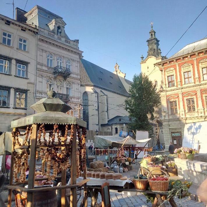 У Львові розпочалися зйомки авантюрної комедії «Шляхетні волоцюги»