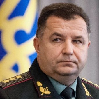 Офіцери університету оборони повинні мати досвід бойових дій - Полторак