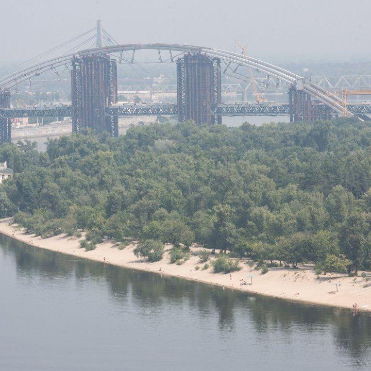 Забруднення повітря у Києві перевищує норму вшестеро