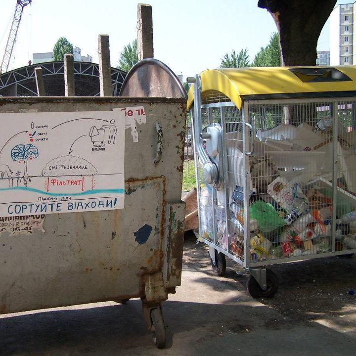 Щочетверга комунальники прибиратимуть двори та під'їзди Києва