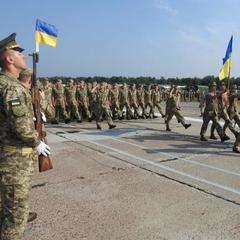 На Хрещатику пройшла репетиція військового параду до Дня Незалежності (відео)