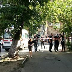 У Києві розстріляли чоловіка (відео)