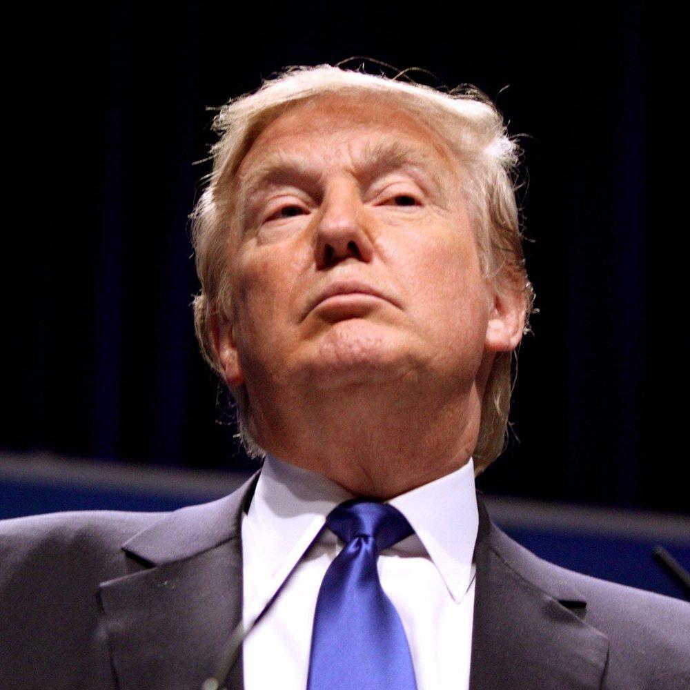 У Нью-Йорку встановили бронзового Трампа, який годує пташок твітами (фото)