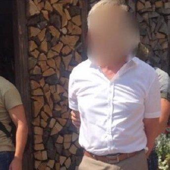 Керівник філією «Укрексімбанку» впійманий за отриманням хабаря