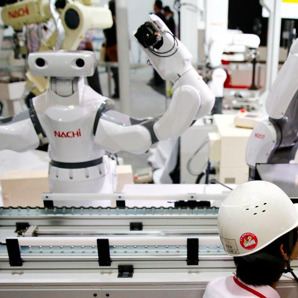 Південна Корея хоче ввести податок на роботів