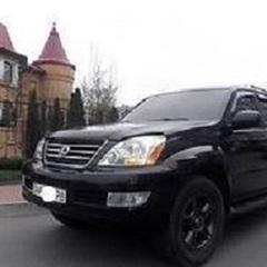 У заступника голови Нацполіції викрали Lexus - журналіст