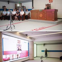 У Китаї відкрився перший інтернет-суд