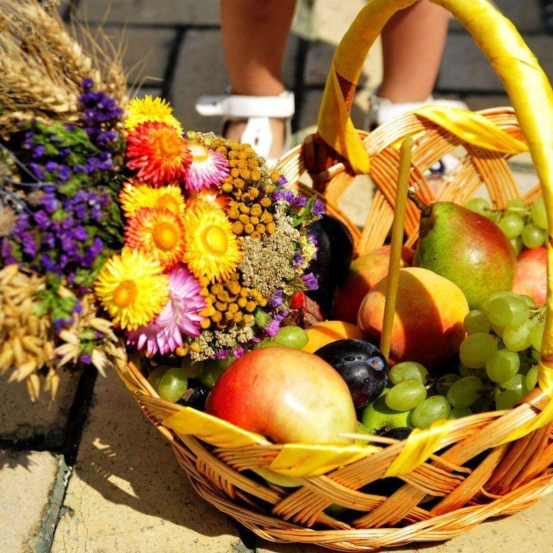 Православні сьогодні святкують Яблучний Спас