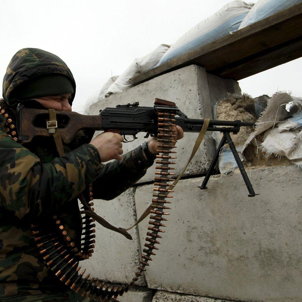 Доба в АТО: 25 обстрілів, 3 бійців ЗСУ поранено