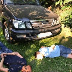 Поліція ліквідувала злочинців, які викрали автомобіль заступника глави Нацполіції (фото)