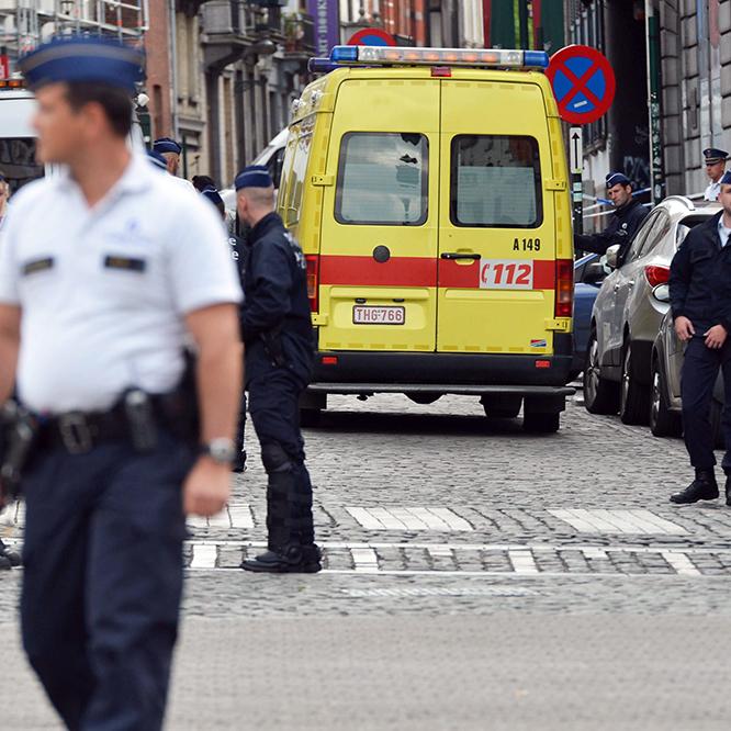 У Бельгії автомобіль в'їхав у натовп людей