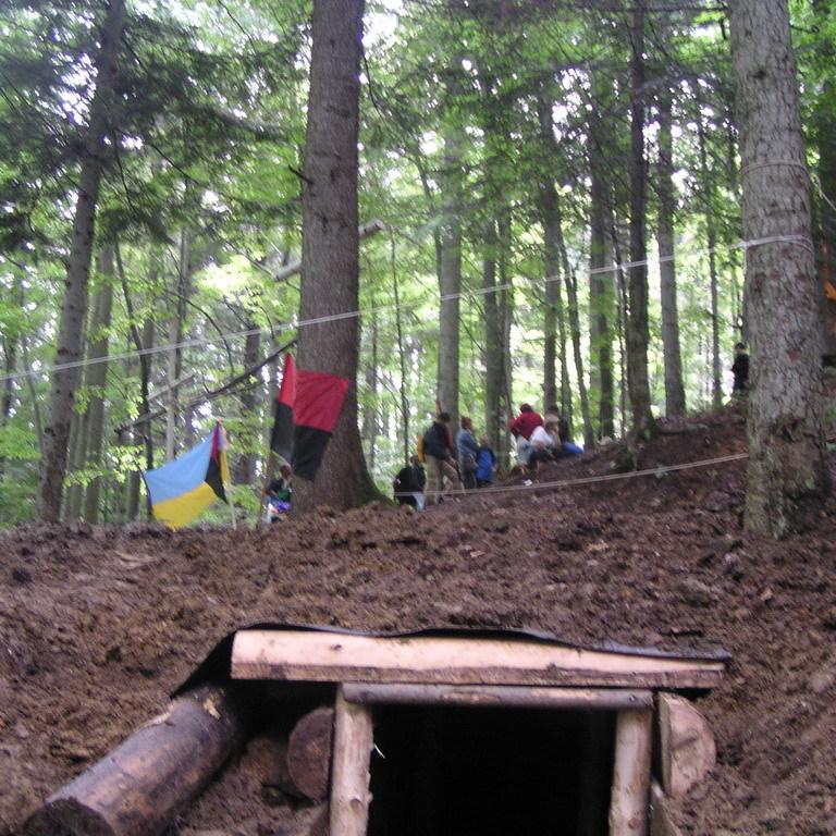Туристам відкриють шлях до бункера головного осередку пропаганди ОУН та УПА