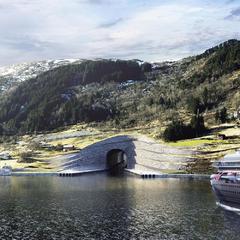 У Норвегії побудують перший у світі тунель для кораблів (відео)