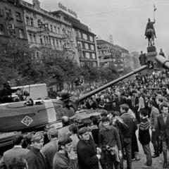 Придушення «Празької весни»: цього дня радянські війська зайшли на територію Чехословаччини